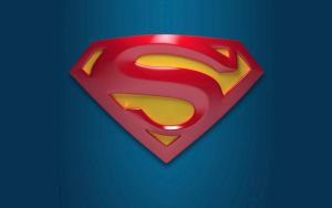 superman logo plastic by femfoyou
