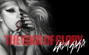 The Edge of Glory Wallpaper by tectris