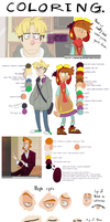WtH: Color Guide by real-faker