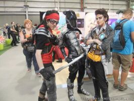 Supanova 2013 - Borderlands 2 group by fulldancer-alchemist