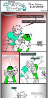 Minecraft Comic: CraftyGirls Pg 79 by TomBoy-Comics