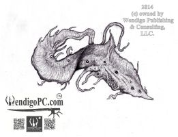 Lovecraftian Trypanosoma for WendigoPC by KingOvRats