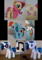 Plushie Compilation 05 by TwitchyGears