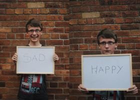 Sad, or Happy? by JessicaBlain