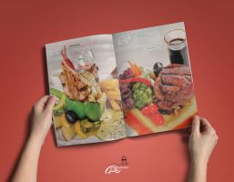 Diako Restaurant - 2 Magazine by ramezi