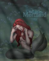 The Little Mermaid by brendanvb