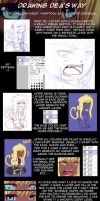 Tutorial: Drawing Dea's Way by Dea-89