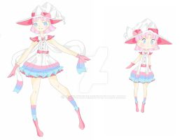 Witch Adoptable  (Open)(price lowered) by yuki-white