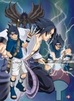 Legend of Sasuke by WiL-Woods