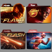 The Flash folder Icon by Andreas86