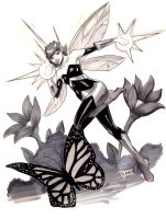 Wasp by Shono