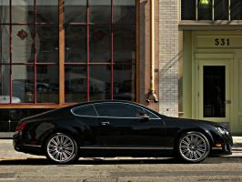 Bentley Continental GT by wbmj-photo