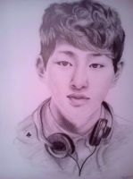 Onew by Bara18