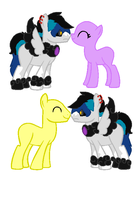 DeathCloud Breedable (ROUND TWO CLOSED) by Kyah-Pony-Adoptables