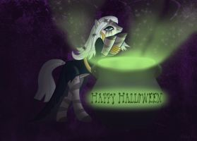 Happy Halloween from Zecora by PeichenPhilip