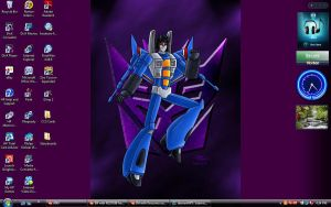 Thundercracker Desktop by kenyastarflight