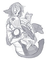 more hugs by fishcycle