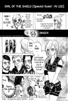 The Shield Funny Moment : Girl Of The Shield 1 by Tapla