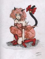 Mew Ichigo by StrawberryLoveAlways