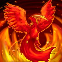 Fire Pheonix by Angel-soma