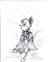 Brisby pencil by 72-Hours-Remain