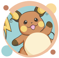 Raichu by star-rin