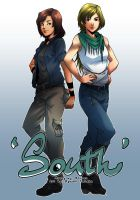 Comm: SOUTH : Ch1 cover by ryuuen