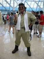 Porco Rosso AX 2011 by MidnightLiger0