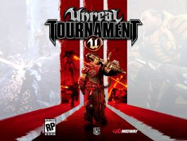 Unreal Tournament 3 1024 by SethPDA