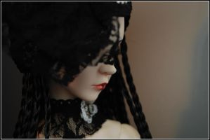 BJDs - Her Veil by anda-chan