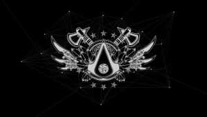 Assassin's Black by blackcrow03