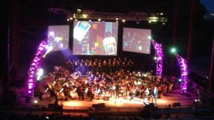 Video Games Live at Red Rocks 7 by mylesterlucky7