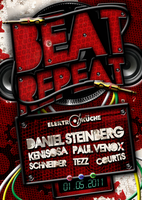 BeatRepeat Flyer by CurtisMack