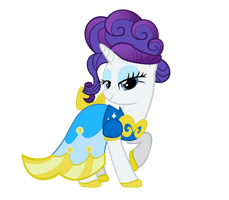 Rarity Becoming Popular by SlowMotionKarma