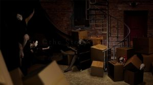 The Basement by The-5tory-Teller