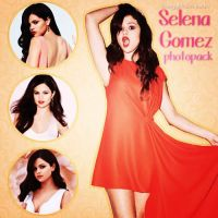 Photopack Selena Gomez by SwaggyPhotopacks