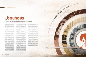 The Bauhaus Spread by ANGlove