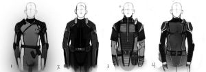 Costume Design - Volk by cqb