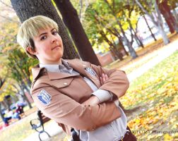 AoT: Jean Kirschtein by ohmicaiah