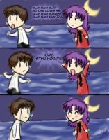 End of Eva ep.24 in a nutshell by JunkyardHalo