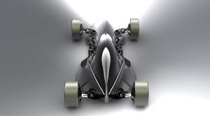 Indy Car Glossy Black by sk8nrail
