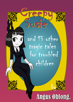 Creepy Susie cover book by XUnlimited