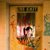 Fire Exit by Mollinda