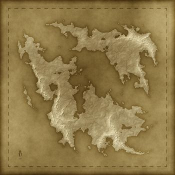 A Free Old Fantasy Map by arsheesh
