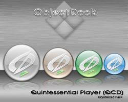 Quintessential Player QCD by weboso