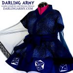 Dungeons and Dragons DM Kimono Dress Commission by DarlingArmy