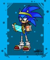 Hipster Sonic! by Nl-Rad