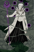 Obito Sage of the Six Paths by themnaxs