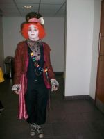 Midlands Expo 2011- Mad Hatter by Hatters-Workshop