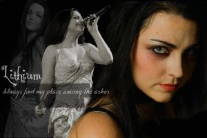 Amy Lee - Lithium by Our--Burning-Ashes